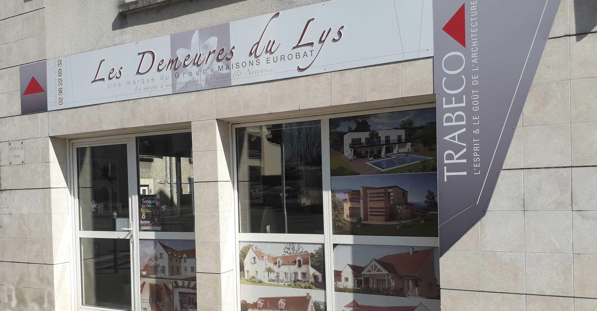 Agence Les Demeures du Lys Orléans